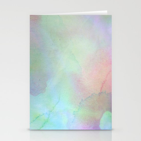 Color Field/Washes II Stationery Cards