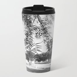 And now, with footing slow, let us retrace our steps back to the temples Metal Travel Mug