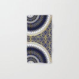 Royal Baroque Mandala Hand & Bath Towel