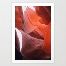Red Tide Art Print