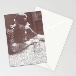 Einar Vs The Beer  Stationery Cards