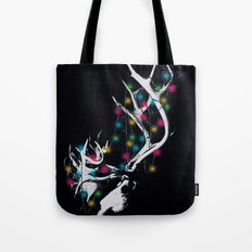RUDOLPH THE REINDEER  Tote Bag