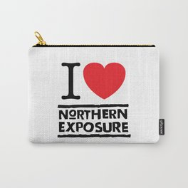 I Heart (Love) Northern Exposure Carry-All Pouch