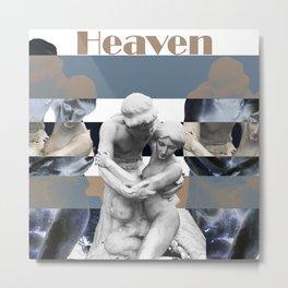 Is this Heaven? Metal Print
