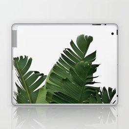 Minimal Banana Leaves Laptop & iPad Skin