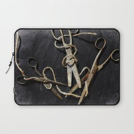 Snip Snip Laptop Sleeve