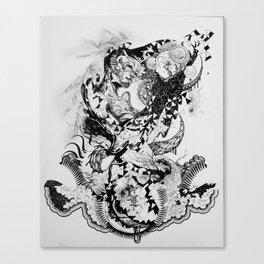 HelixQueen Canvas Print