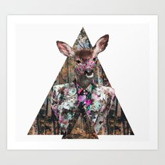 ▲BOSQUE▲ Art Print