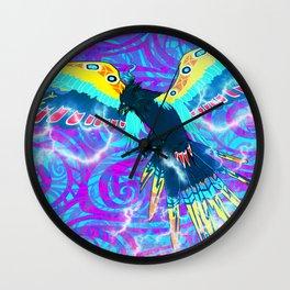 Thunderbird Wakinyan Wall Clock