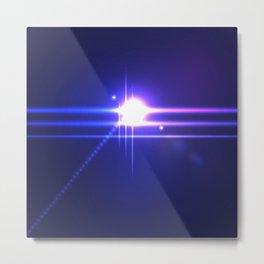 Bright Light Metal Print