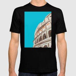 Rome, Italy Colosseum T-shirt