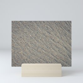 Wet Sand Scours Mini Art Print