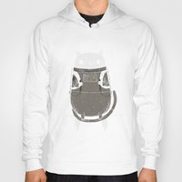 cat coquillette Hoodies featuring space cat by Louis Roskosch