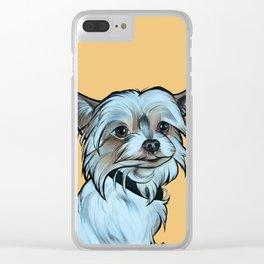 Cornelius Clear iPhone Case