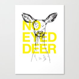No idea Canvas Print