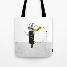 THE INTUITIVE QUEEN Tote Bag