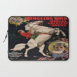 Vintage poster - Circus Laptop Sleeve