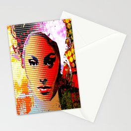 s loren 1955 d Stationery Cards