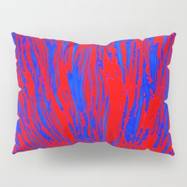 rising red and blue Pillow Sham