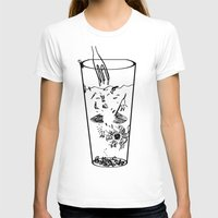 kraken T-shirts featuring Kraken by Probably Plaid