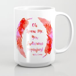 Niles Crane (Frasier) Quote Popinjay Coffee Mug