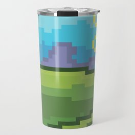 Bikini Bottom Travel Mug