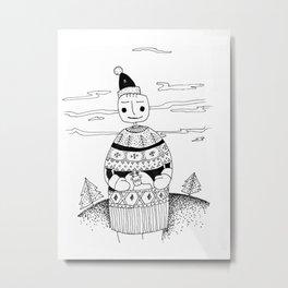 Christmas mood Metal Print