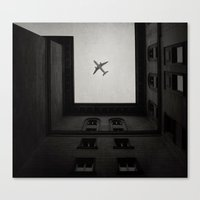 freedom Canvas Prints featuring Freedom by PhotoStories