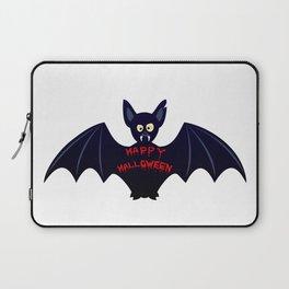 Creepy halloween bat Laptop Sleeve