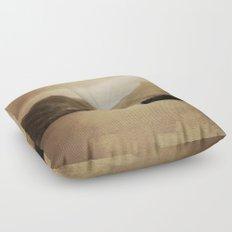 Lake George II Floor Pillow