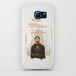Merlin: Myth and Magic iPhone Case