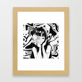 Junji Ito - Tomie Framed Art Print