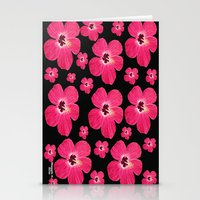 hibiscus Stationery Cards featuring Hibiscus   by maggs326