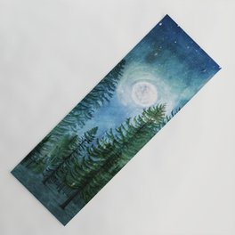 Silent Forest Yoga Mat