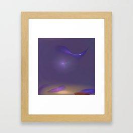 Duvet Cover 409D Framed Art Print