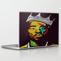 tupac Laptop & iPad Skins featuring Tupac's Back by Dazed N Amused