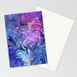 Transcend into your dreams Stationery Cards