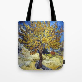 Vincent van Gogh's Mulberry Tree Tote Bag