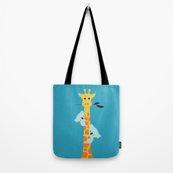 I'll be your tree Tote Bag