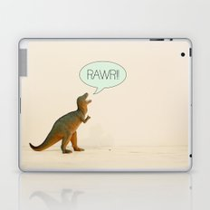 Dinosaur Rawr! Laptop & iPad Skin