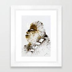 Chewi Framed Art Print