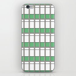 Edificio La Estancia -Detail- iPhone Skin