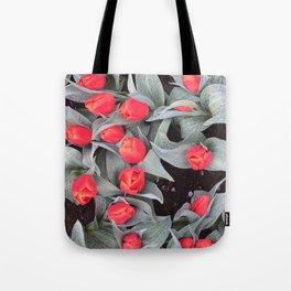 Keukenhof Red 1 Tote Bag