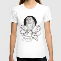 walrus T-shirts featuring Walrus by Hopler Art