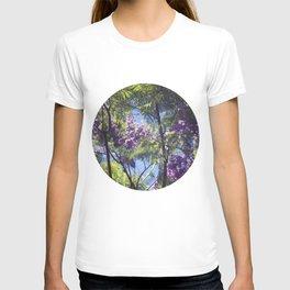 Jacaranda Tree II T-shirt