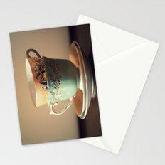 Tea Set Stationery Cards