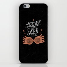Sane iPhone & iPod Skin