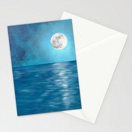 Mar Luna + Donation for Marine Conservation Stationery Cards