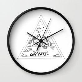 offline Wall Clock