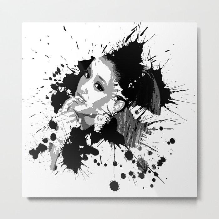 ariana desain 002 Metal Print
